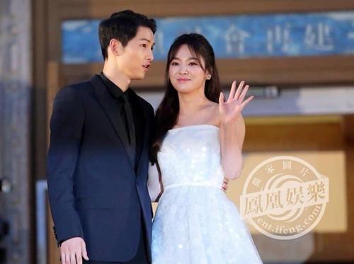 Foto: 7 Gaun Pengantin yang Akan Buat Song Hye Kyo Cantik Saat Menikah
