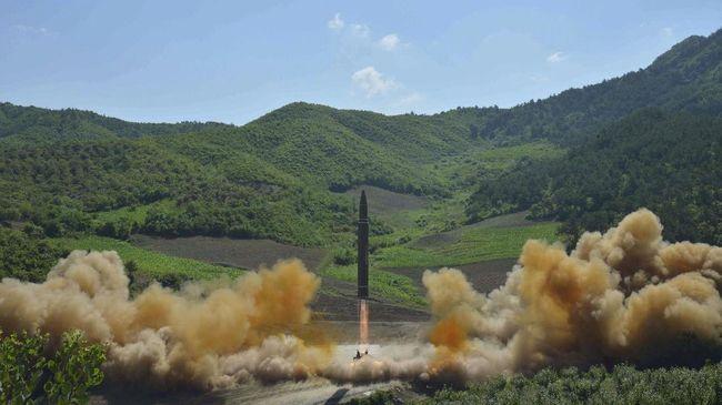 Korut Dilaporkan Mulai Aktifkan Lagi Situs Peluncuran Rudal