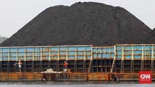 Pemerintah Naikkan Harga Batu Bara Jadi US$104,65 Per Ton