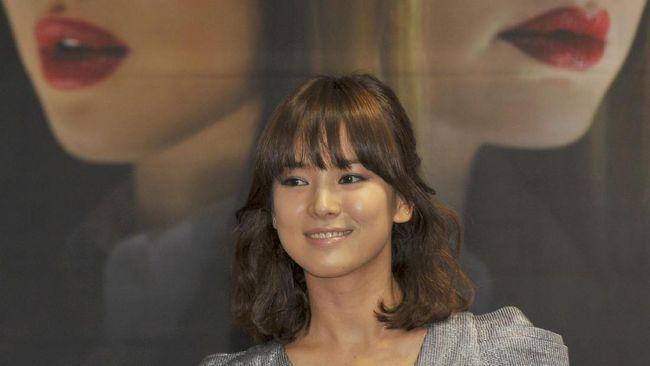 Cerai dari Song Joong-ki, Hye-kyo Tinggal di Vila Mewah