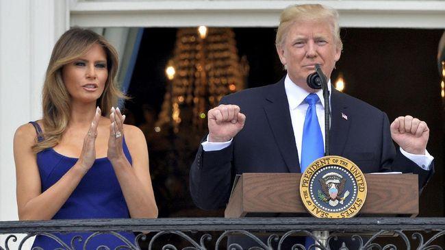 Dokter Kepresidenan Memastikan Kesehatan Mental Donald Trump