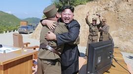 Korut Ledakkan Situs Nuklir Disaksikan Wartawan Internasional