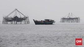 Siklon Dahlia, Nelayan Diminta Tak Bandel Lawan Cuaca Ekstrem