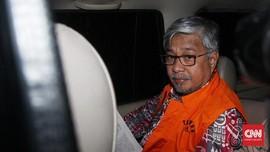 Eks Gubernur Sultra Nur Alam Dieksekusi ke Lapas Sukamiskin
