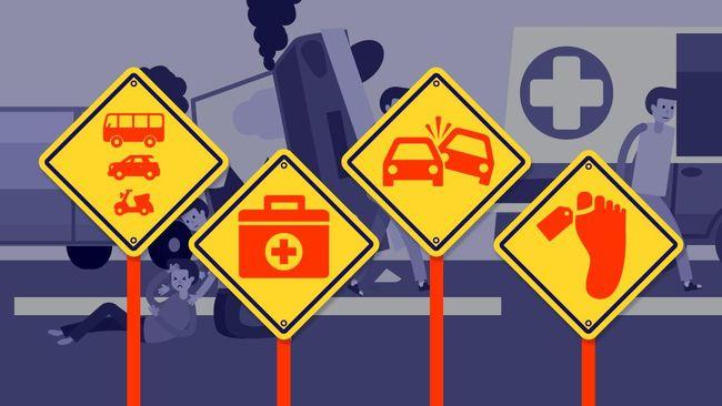 Angka Kecelakaan Arus Mudik Lebaran 2017