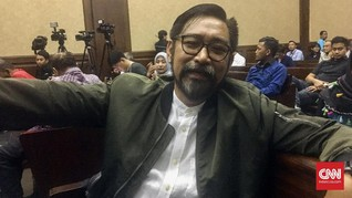 KPK Kirim Choel Mallarangeng ke Lapas Sukamiskin