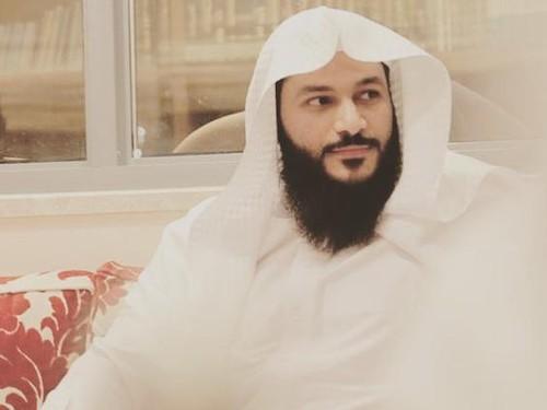 Foto: Selain Muzammil, Imam Masjidil Haram Tampan Ini juga Dikagumi Wanita