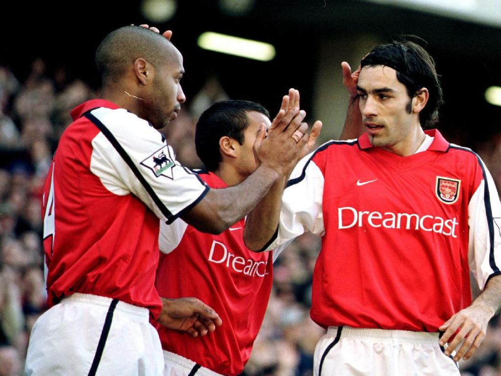 Top Skorer Arsenal di Era Arsene Wenger