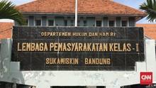 Ada 2.000 Narapidana Baru Setiap Bulan di Indonesia