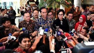 Presiden Jokowi Apresiasi Lonjakan Wisman