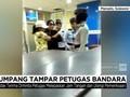 Polisi Menduga JW Aniaya Petugas Bandara