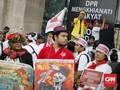 Aksi Dukung KPK Tolak Angket DPR Terus Bergulir