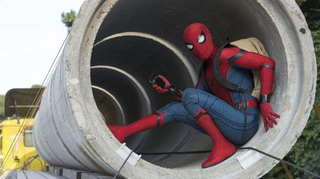 Hasil gambar untuk spiderman