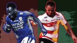 Duel Marquee Persib dan Madura United