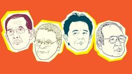 Suara Para Mantan Pimpinan KPK atas Hak Angket DPR
