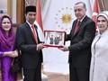 Jokowi-Erdogan Mesra, Sepakat Perkuat Kerja Sama Kontra-Teror