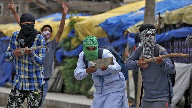 Pakistan Dekati RI untuk Tekan India Terkait Kashmir di PBB