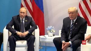 Trump Akan Bertemu Putin di Paris 11 November
