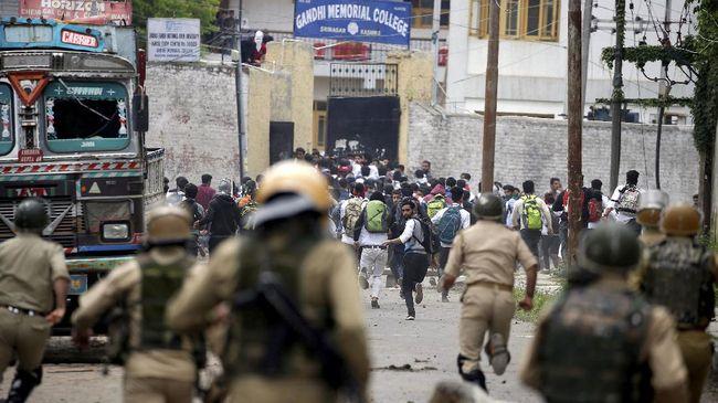 Dampak Bom Kashmir, India Ingin Setop Aliran Air ke Pakistan