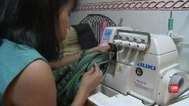 Lawan 'Fast Fashion', Desainer Myanmar Kembangkan Mode Lokal