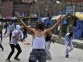 Halau Demo Pencabutan Otonomi Kashmir, India Tahan 560 Orang