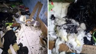 Polisi Temukan Paku 7 Sentimeter dalam Bom Panci Bandung