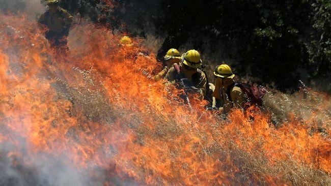 Kebakaran Dahsyat Landa California
