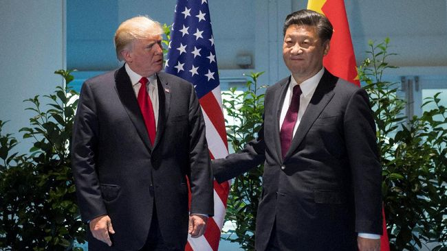 Bahas Solusi Perang Dagang, Tim AS Sambangi Beijing Hari Ini
