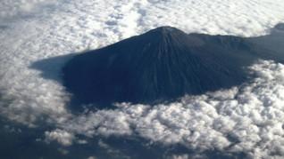 Status Gunung Slamet Waspada, Pengunjung Diminta Jauhi Kawah