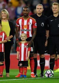 Bradley Lowery, nama fans cilik tersebut, mengidap neuroblastoma sejak usia 18 bulan.