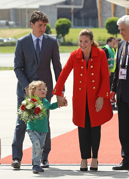Foto: Adu Gaya 12 Ibu Negara Stylish di KTT G20 Jerman