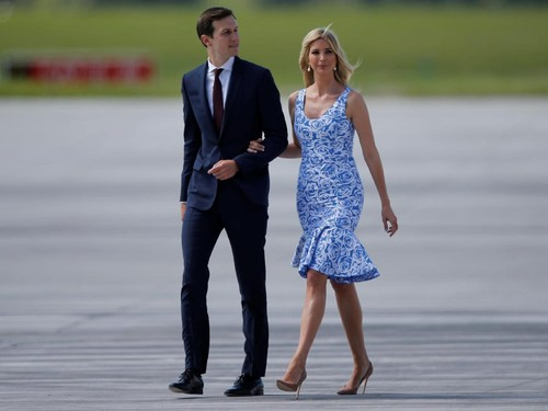 Tak Kalah Stylish dari Melania Trump, Ini Penampilan Ivanka Trump di KTT G20