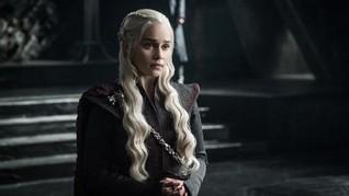 'Daenerys Targaryen' Masih Kesal dengan Akhir Game of Thrones