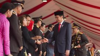 Amankan Pilpres, Jokowi 'Guyur' Polri Rp2,3 Triliun