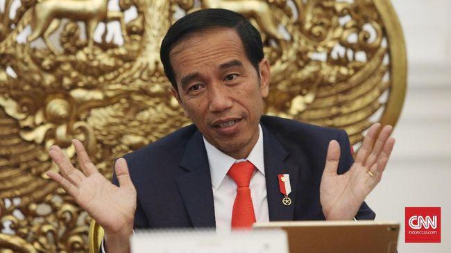 Jokowi: Tembak Langsung WNA Pengedar Narkotik di Indonesia