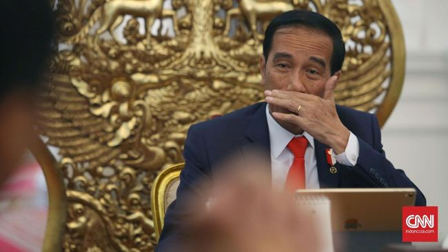 Jokowi: Perizinan Investasi Lama, Memalukan