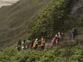 Gunung Meja akan Miliki Jalur Trekking Baru