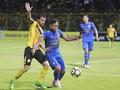 Drama Tiga Gol, Persib Dikalahkan Mitra Kukar