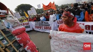 DPR Harap Menteri Susi Buat Aturan Cantrang Bukan Melarang