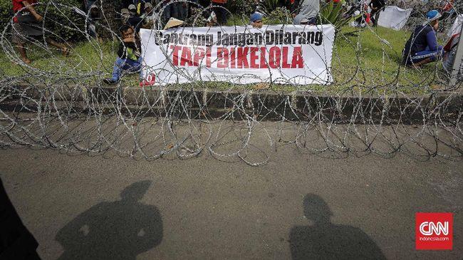 Kedatangan Susi di Tegal Sempat Disambut Protes Nelayan