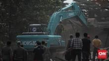 Wali Kota Jakut Klaim Tak Ada Pengungsi di Gusuran Sunter