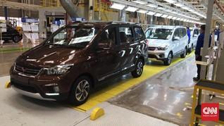 Produsen Pasrah Penjualan Mobil 2020 Anjlok 400 Ribu Unit
