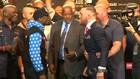 McGregor dan Mayweather Cekcok di Konferensi Pers