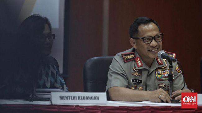 Gelitik Pidato Jenderal Tito yang Mengaku 'Takut' kepada OSO