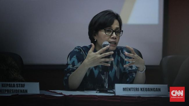 Usai Diprotes Penulis, Sri Mulyani Kaji Pajak Profesi