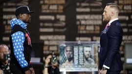 McGregor: Mayweather Jr Terlalu Serakah