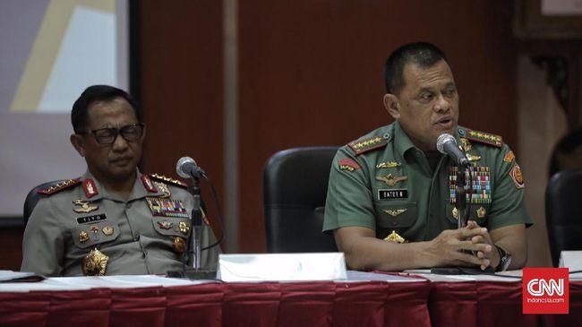 Jokowi Segera Koreksi Gatot