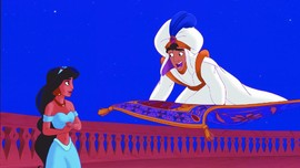 5 'A Whole New World' yang Iringi 'Aladdin' Sepanjang Masa