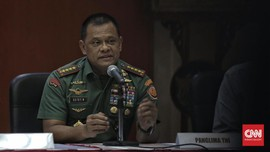 Panglima TNI Heran Ada Ulama Ingin Ubah Pancasila