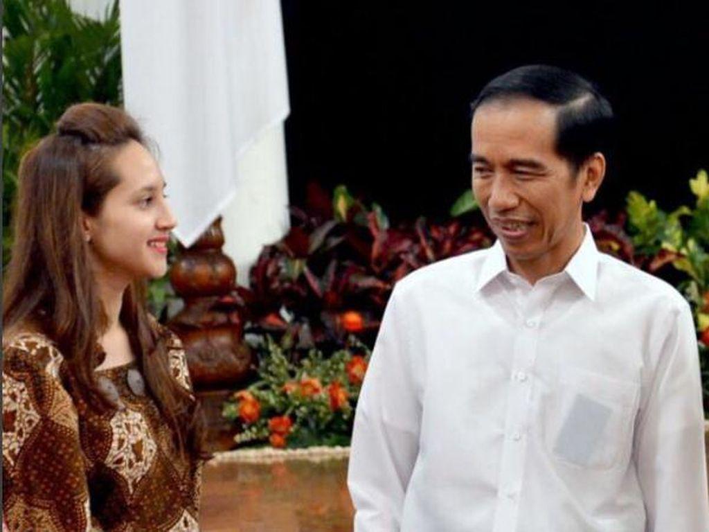 Karena tulisannya, dia pernah diundang oleh Presiden Jokowi ke Istana pada tahun 2015 lalu / Foto: Dok. Instagram Tsamara Amany (@tsamaradki)